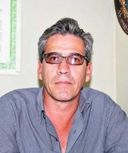 José de Jesús Aguirre, director del centro de rehabilitación.
