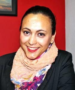 Alma Beatriz Villaseñor Quiroz, directora de la oficina de Desarrollo Humano y Social