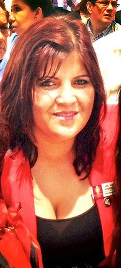 María Guadalupe Romero Aguirre, directora de Ce-Mujer en Arandas
