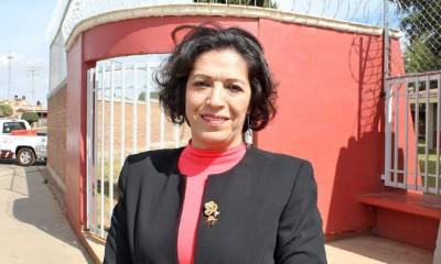 María de Jesús López Meléndez, presidenta de Jesús María