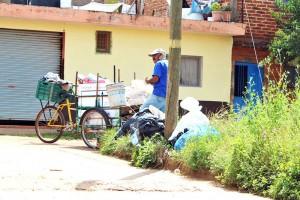 Los pepenadores ganan alrededor de 45 pesos diarios