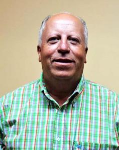 Rafael Hernández Martínez es el presidente de las fiestas de Arandas 2016