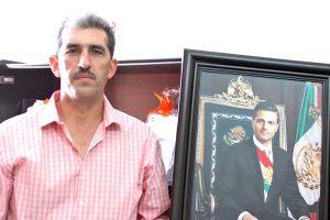 Cleofás Orozco, alcalde de San Ignacio