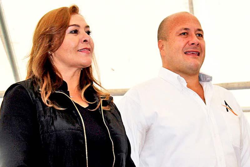 El presidente de Coparmex Arandas cree que la relación de Anabel Bañuelos con Enrique Alfaro es buena