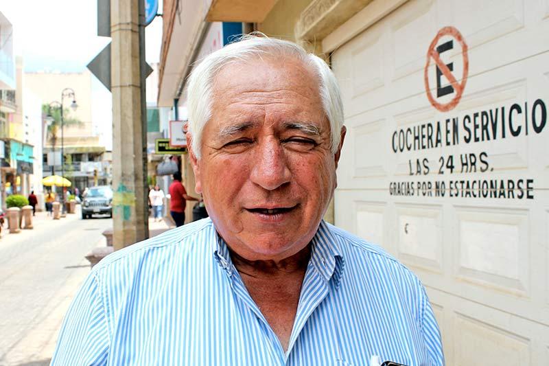 Leopoldo Jiménez, presidente de Coparmex Arandas