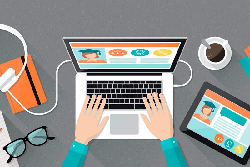 Considera regidora positiva la adaptación al aprendizaje virtual