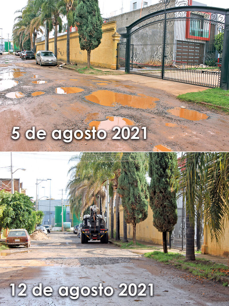 Solucionan problema de las calles Venezuela y Brasil